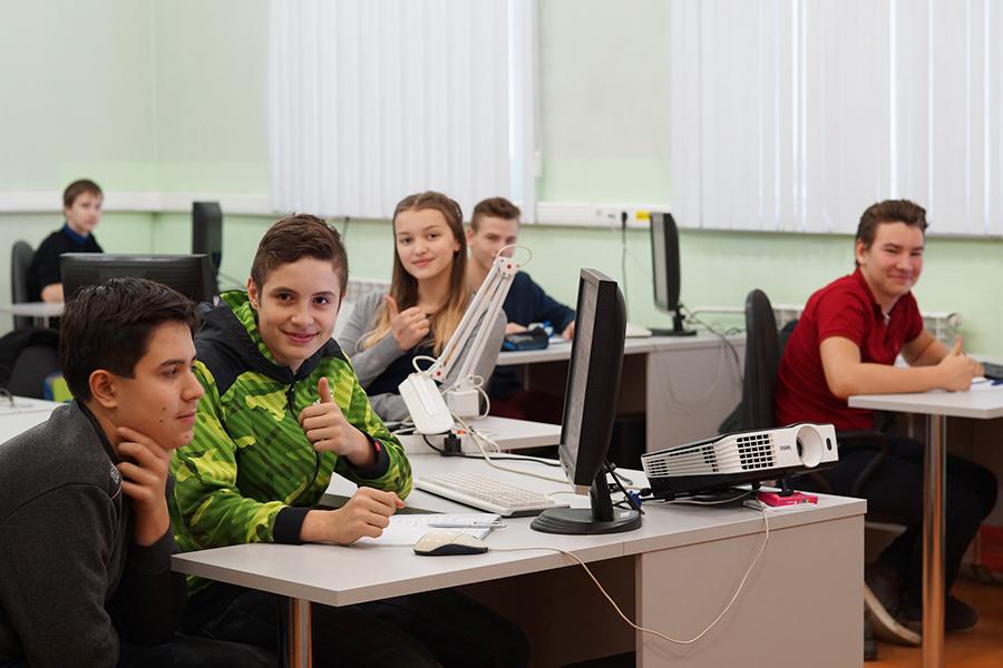детская компьютерная школа