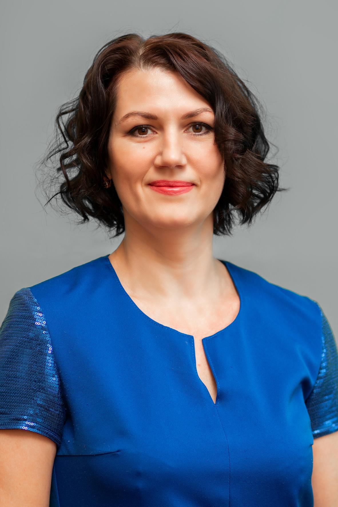 Байдина Юлия Владимировна