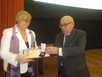 Воронин медаль Ильина